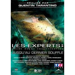 Jusqu'au dernier souffle - (Les Experts, réalisé par Quentin Tarantino) - BLU-RAY
