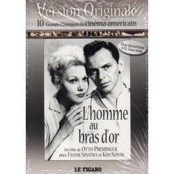 L'Homme au bras d'or (de Otto Preminger) - DVD Zone 2