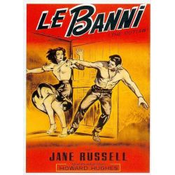 Affiche Le Banni (de Howard Hugues)