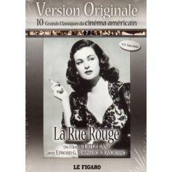 La Rue Rouge (de Fritz Lang) - DVD Zone 2