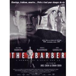 Affiche  The Barber - L'homme qui n'était pas là (de Joel et Ethan Coen)
