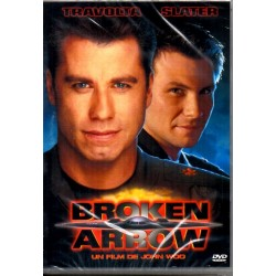 Broken Arrow (John Travolta) - DVD Zone 2