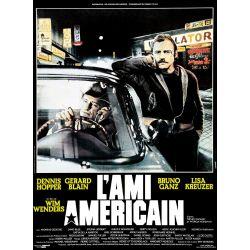 Affiche L'Ami Américain (de Wim Wenders)