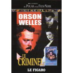 Le Criminel (de Orson Welles) - DVD Zone 2
