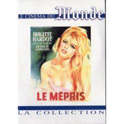 Le Mépris (de Jean-Luc Godard) - DVD Zone 2