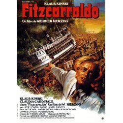 Affiche Fitzcarraldo (de Werner Herzog)