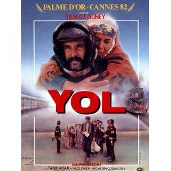 Affiche Yol (de Yilmaz Guney)