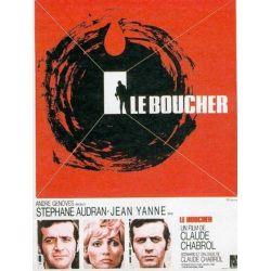 Affiche Le Boucher (de Claude Chabrol)