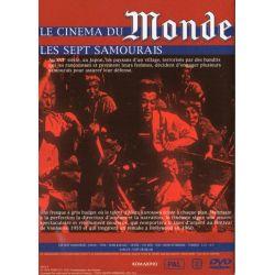 Les Sept Samouraïs (de Akira Kurosawa) - DVD Zone 2