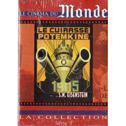 Le Cuirassé Potemkine (de S.M. Eisenstein) - DVD Zone 2
