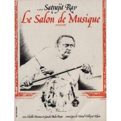 Affiche Le Salon de Musique (de Satyajit Ray)