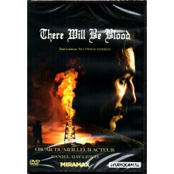 There Will Be Blood - DVD Zone 2