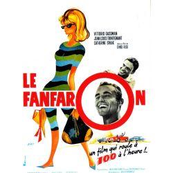 Affiche Le Fanfaron (de Dino Risi)