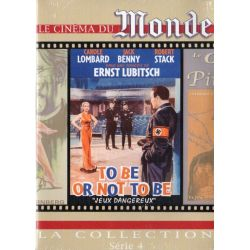 To Be or Not to Be - Jeux dangereux (de Ernst Lubitsch) - DVD Zone 2