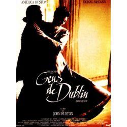 Affiche Les Gens de Dublin (de John Huston)