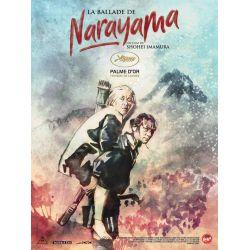 Affiche La Ballade de Narayama (de Shôhei Imamura)