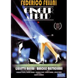 Affiche Ginger & Fred (de Federico Fellini)