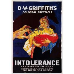Affiche Intolérance (de David W. Griffith)