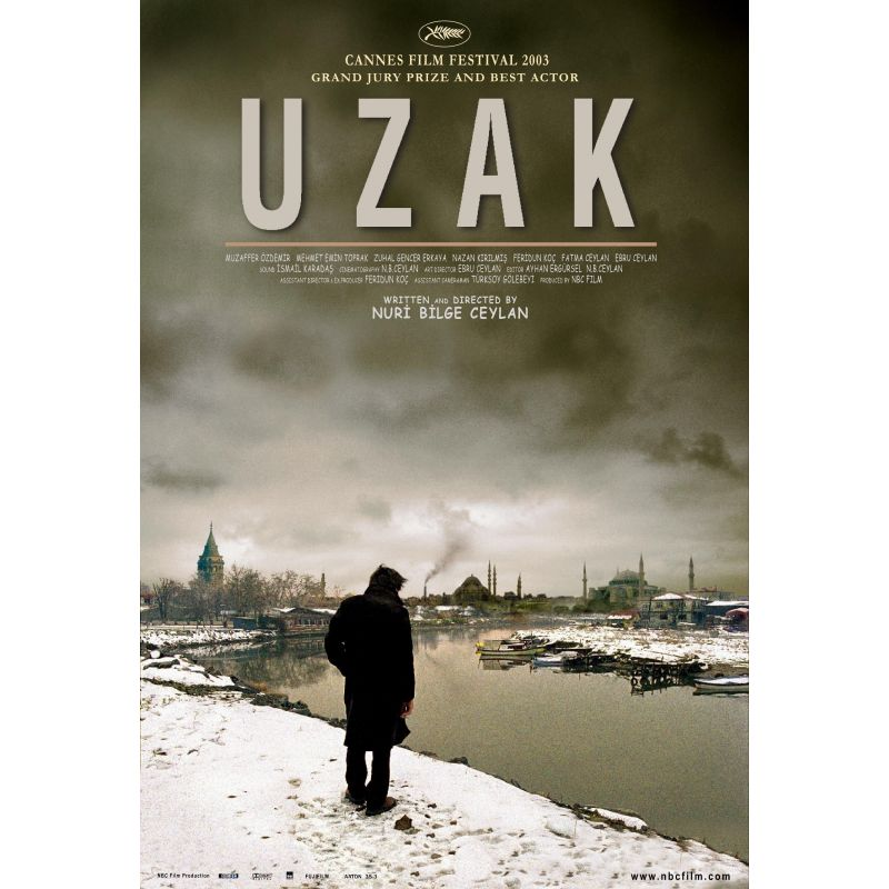 Affiche UZAK (de Nuri Bilge Ceylan)