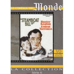 "Cadet d'eau douce (""Steamboat Bill Jr."") (de Charles Reisner) - DVD Zone 2"