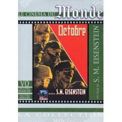 Octobre & La Grève (Serguei M. Eisenstein) - DVD Zone 2