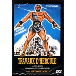 Les Travaux d'Hercule - DVD Zone 2