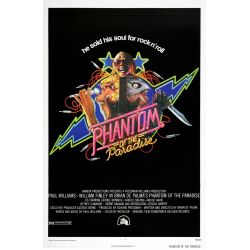 Affiche Phantom of the Paradise (de Brian de Palma)