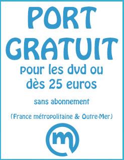 m-boutique.fr | Tarifs de Livraison