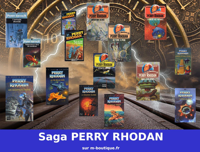 Perry Rhodan Intégrale