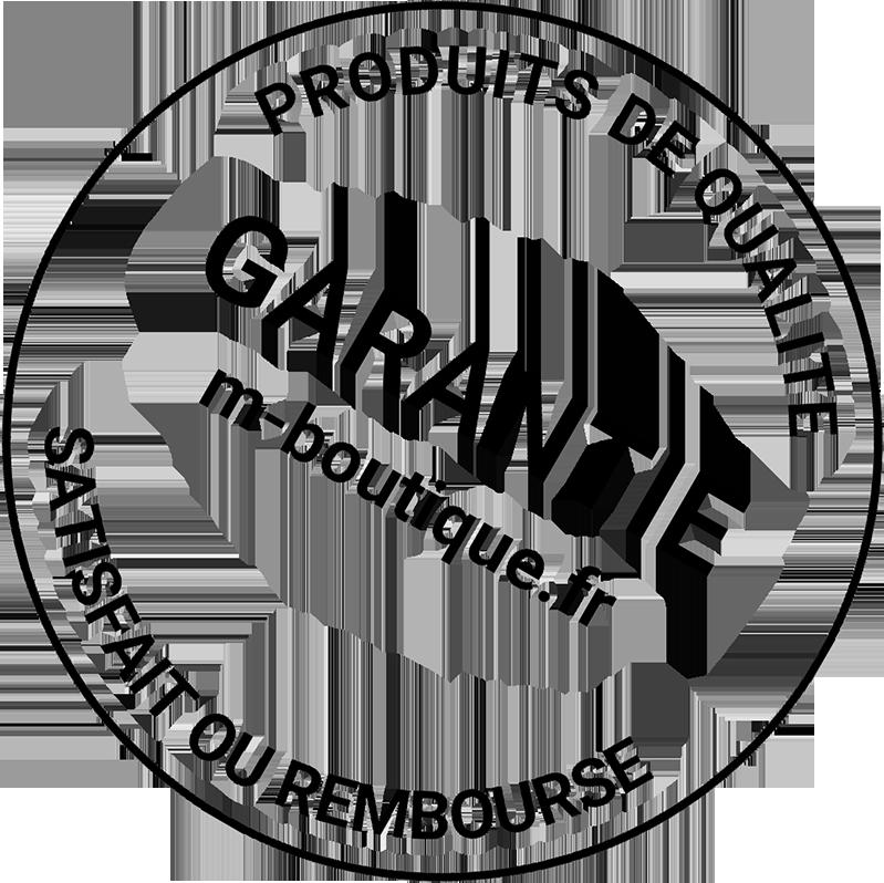 Garantie m-boutique.fr