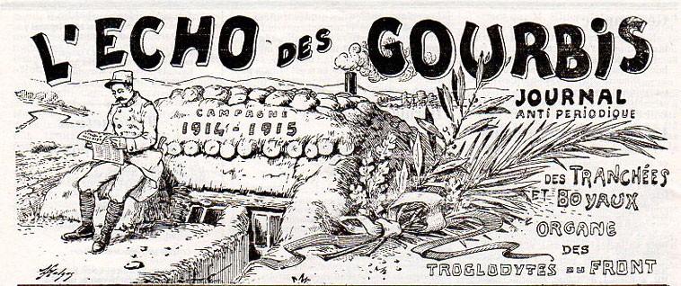 Echo des Gourbis (L')