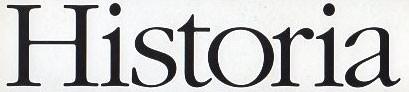Historia (avant 2000)