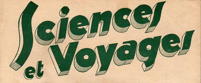 Sciences et Voyages