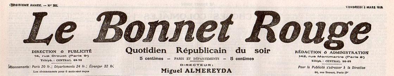 Bonnet Rouge (Le)