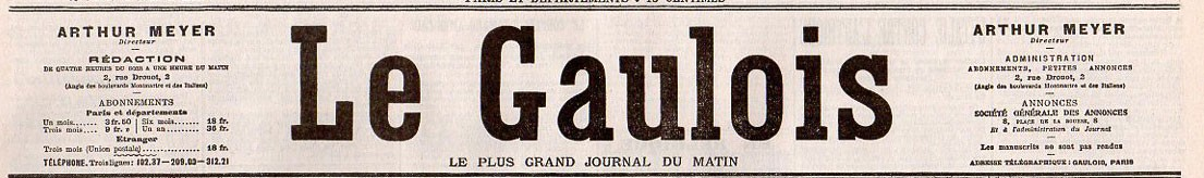 Gaulois (Le)