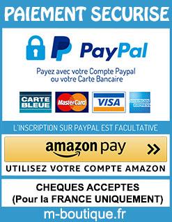 m-boutique.fr | Paiement securise